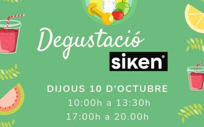 ¡Te invitamos a nuestra degustación Siken!
