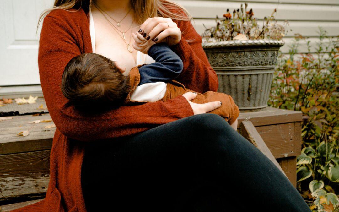 ¿Dudas durante los primeros días de lactancia materna?